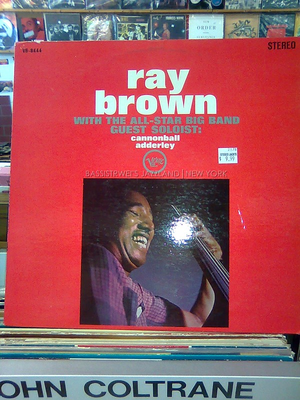 Vinyl - Ray Brown
