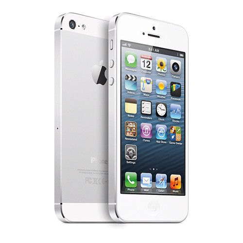 #iPhone5 in White!
