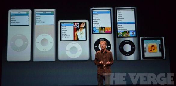 Серия iPod