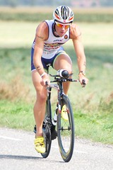 Van Leirde twice on top in triathlon