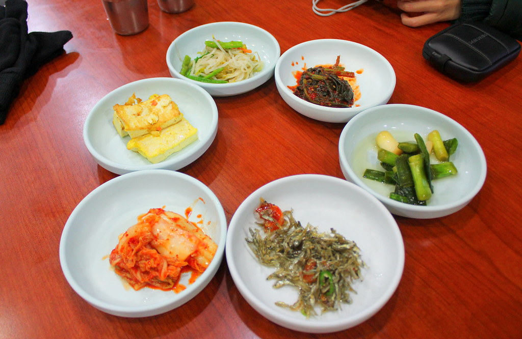 Korea Side Dishes