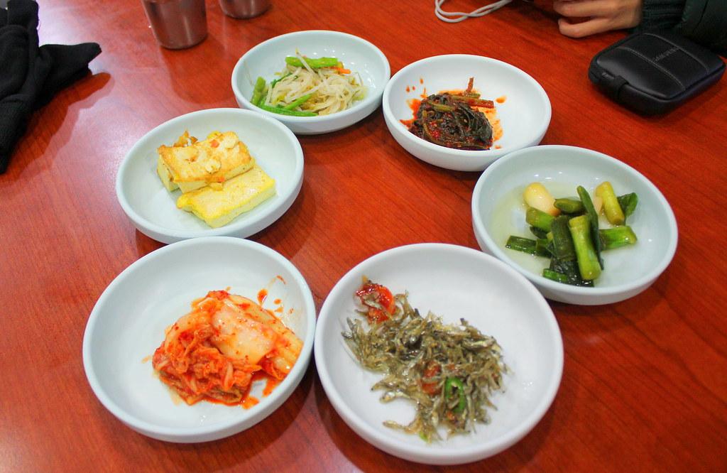 Korea Side Dishes