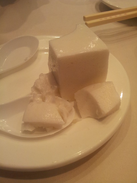 Yum Cha coconut jelly