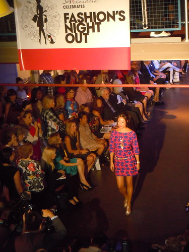 Fashion's Night Out Alexandria 2012