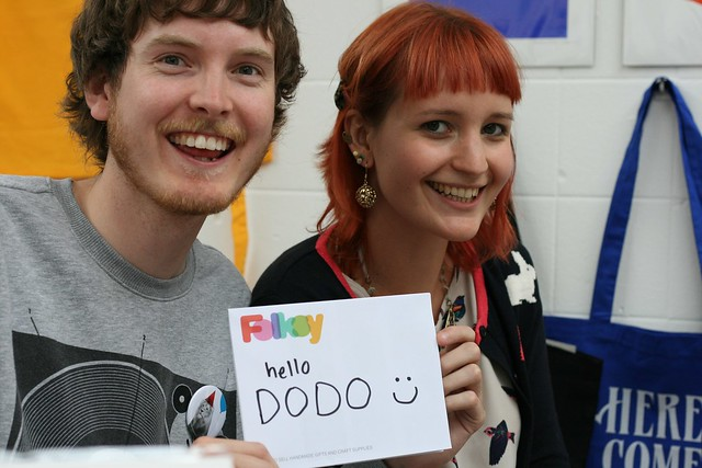 Ali and Jam from Hello DODO