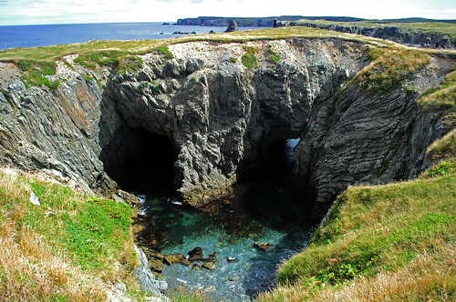 Cape Bonavista  - Dungeon