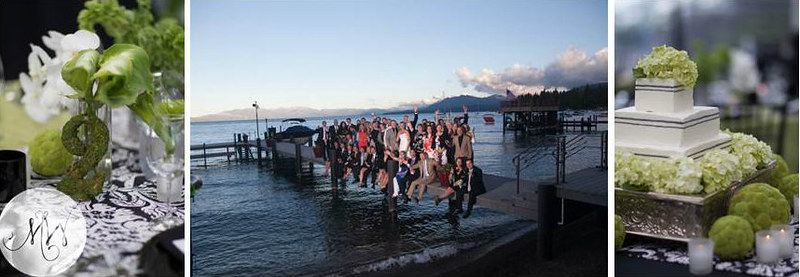Lake Tahoe Wedding West Shore