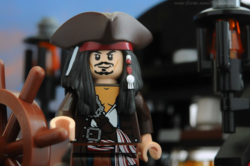 """I can't bring this ship into Tortuga all by me onsey, savvy?""   Happy Talk Like A Pirate Day!"