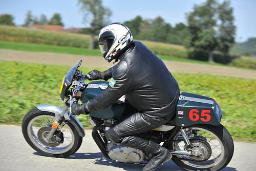 classic motorcycle Oldtimer Grand Prix 2012 Schwanenstadt Austria Copyright B. Egger :: eu-moto images 1255