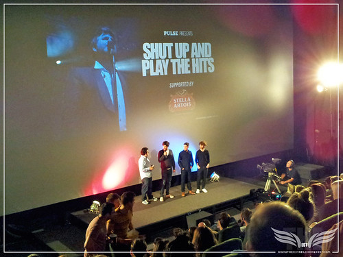 The Establishing Shot: SHUT UP AND PLAY THE HITS PRODUCERS LUCAS OCHOA, THOMAS BENSKI & DIRECTORS DYLAN SOUTHERN, WILL LOVELACE INTRODUCE SHUT UP AND PLAY THE HITS PREMIERE @ HACKNEY PICTUREHOUSE by Craig Grobler