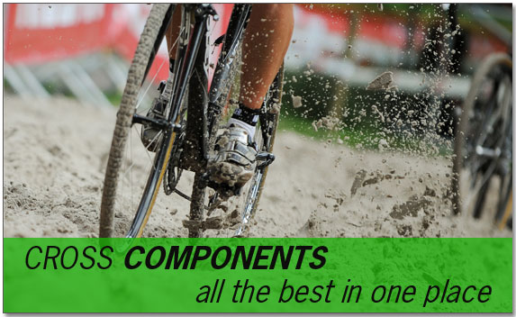 Cyclocross Components - All the best in one place