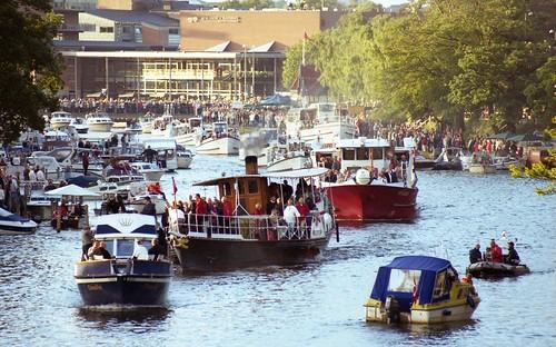 2005 denmark harbor regatta danmark havn saling silkeborg båd hjejlen viewfromthebridge gudenåen sejler remstrupå minoltadynax3laf3580