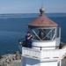 Point Wilson Lighthouse - Coast Guard Inspection