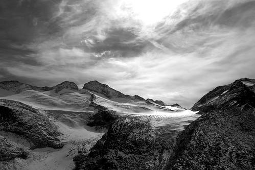 Hohe Tauern Mountain Range, Austria