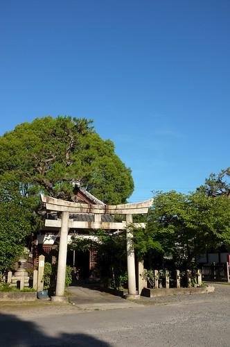 2012夏日大作戰 - 京都 - 本山頂妙寺 (5)