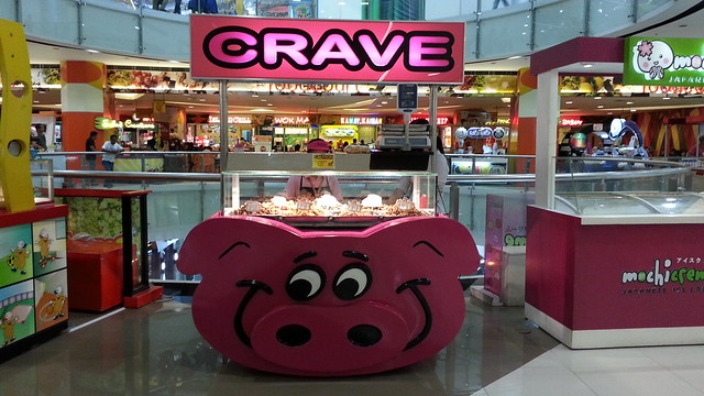 Crave at SM City Davao - photo by DavaoFoodTrips.com