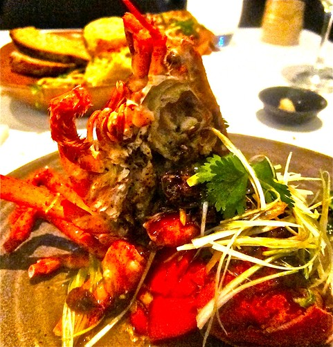 hong kong lobster