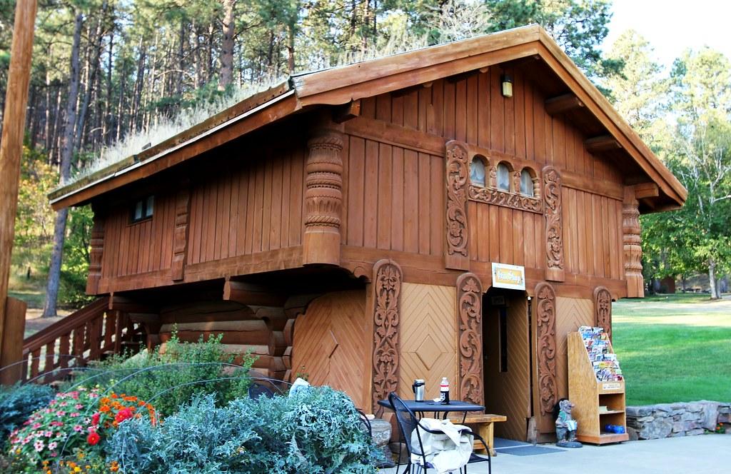Cleghorn Canyon South Dakota Tripcarta