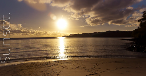 sunset sun beach sunrise soleil paradise plage mayotte comores