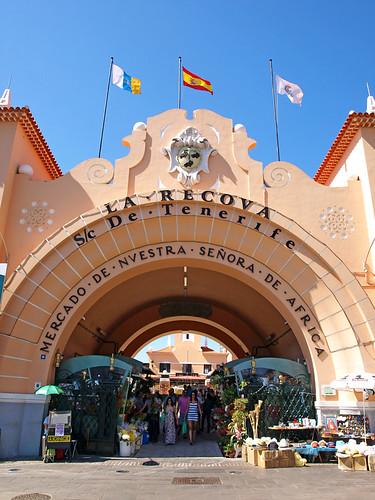 Mercado Nuestra señora de Africa, Santa Cruz de Tenerife
