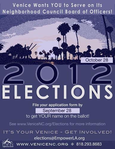 2012 Council Elections