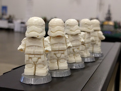 First Order Stormtrooper Casts