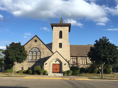 Westminster Presbyterian Church.  Rogers City Michigan.  August 16 2016.