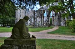 Abbaye d'Ourscamp (Oise)