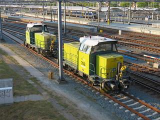 Zwolle Station Ned Train 708 709