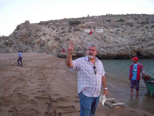 Activistas marroquíes asaltan el Peñón de Vélez
