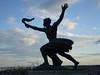 215. Collina Gellért (7). Monumento alla Libertà (4). Base (2)