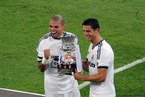 Supertaça de Espanha 2012: Real Madrid 2-1 Barcelona