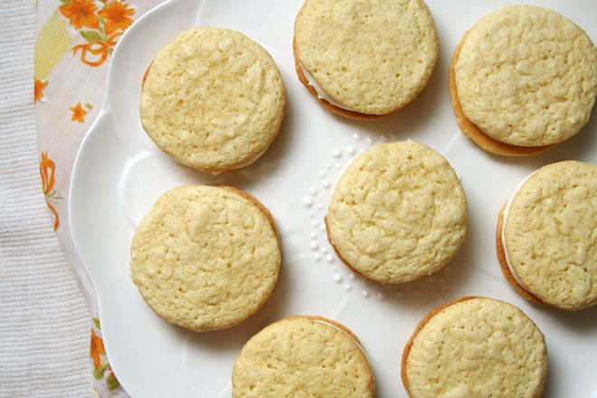 creamsicle whoopie pies 8