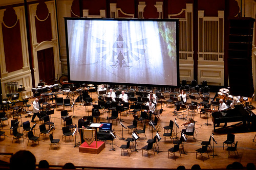 The Legend of Zelda: The Symphony of the Goddesses.