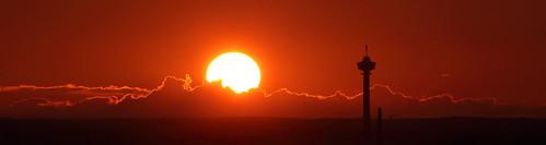 sunset landscape tampere näsinneula kamerakoululaksy2