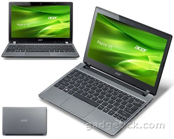 Acer Aspire M3 Touch