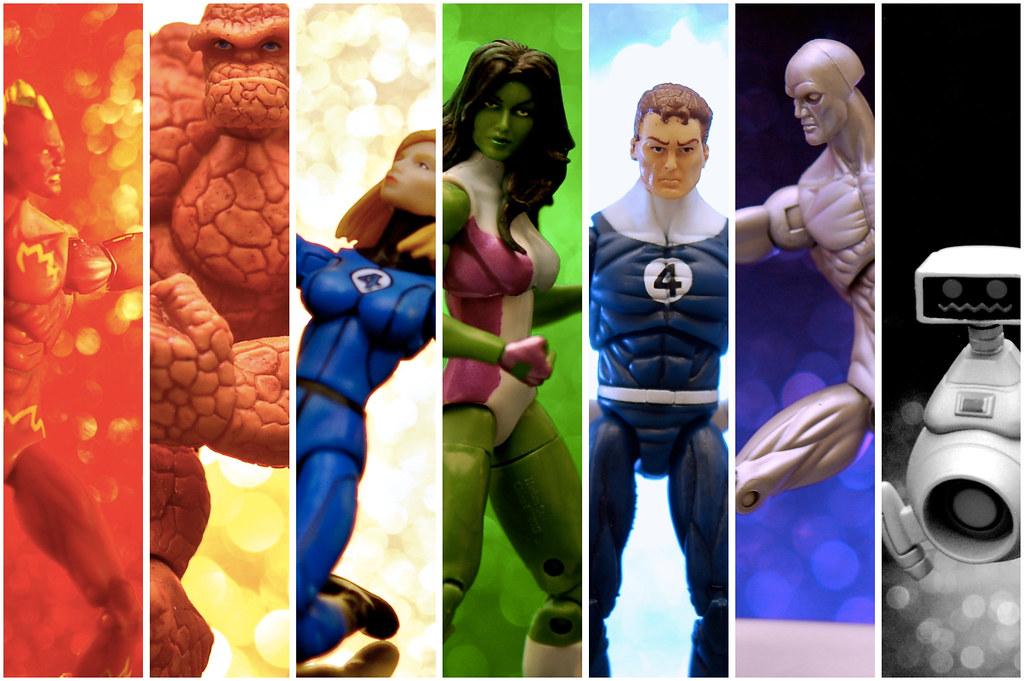 Universal Fantastic Four
