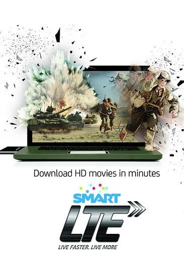 Smart LTE Live Faster Live More