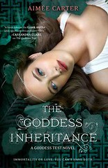 February 2013 by Harlequin Teen             The Goddess Inheritance (Goddess Test #3) by Aimee Carter