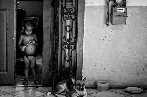 El lapiz de David...Habana Vieja by Rey Cuba