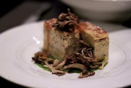 Rabbit Lasagna at SPQR