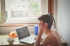 [フリー画像素材] 人物, 男性, PC・パソコン ID:201209100800