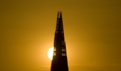 The Shard and The Sun
