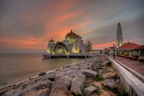 Masjid Selat, Melaka.