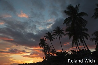 Panglao - Alona Beach Sunset