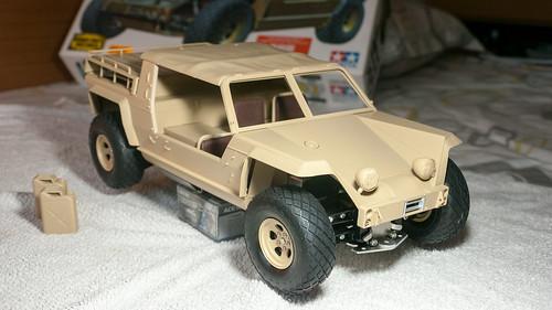 LANE Boys RC's Tamiya XR311 build 7949927198_fcba7c5cb6