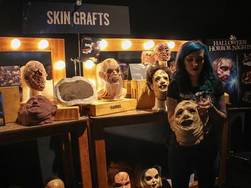 Skin Grafts and masks