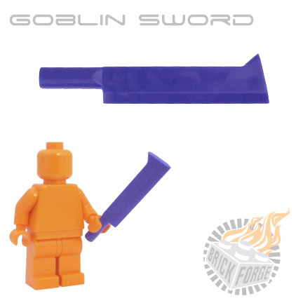 Goblin Sword - Dark Purple