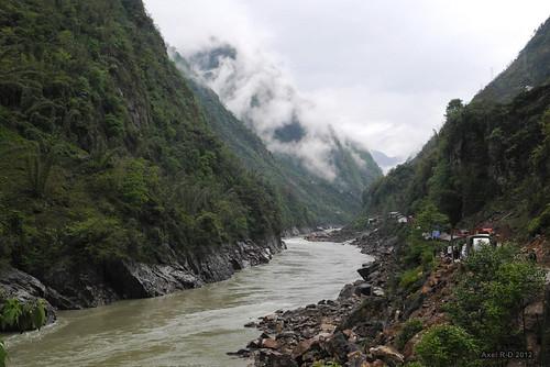 Nu Jiang Valley, Yunnan
