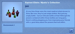 Expired Elixirs - Mystic's Collection